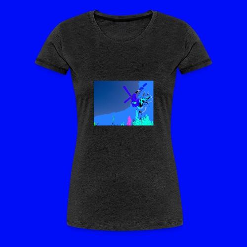 twintip - Premium T-skjorte for kvinner