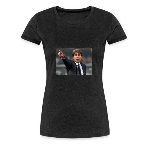 Chelsea manager 2017 - Women's Premium T-Shirt
