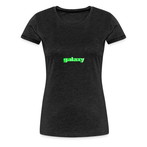 galaxy - Vrouwen Premium T-shirt