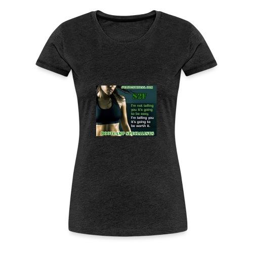 easy - Women's Premium T-Shirt