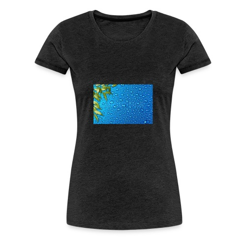 fresh grill - Women's Premium T-Shirt