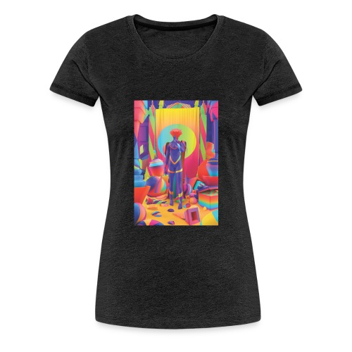 Demodern Design - Blindheaven - Frauen Premium T-Shirt