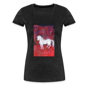 Pony - Koszulka damska Premium