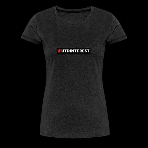 Utd Interest Logo - Women's Premium T-Shirt