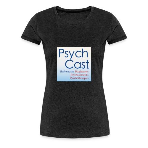 PsychCast - Frauen Premium T-Shirt