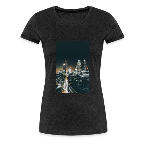 London night light - Women's Premium T-Shirt