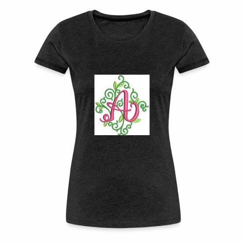 A Design - Women's Premium T-Shirt