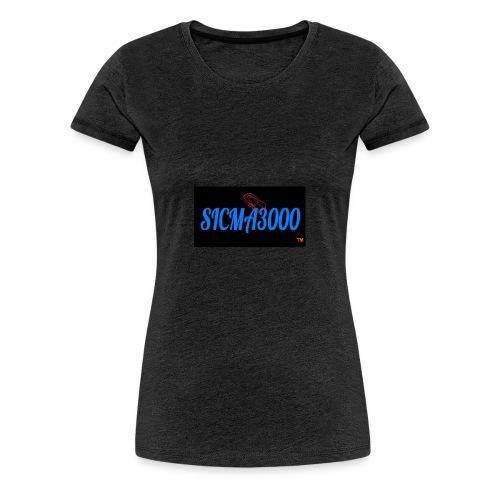 sicma1 - Camiseta premium mujer