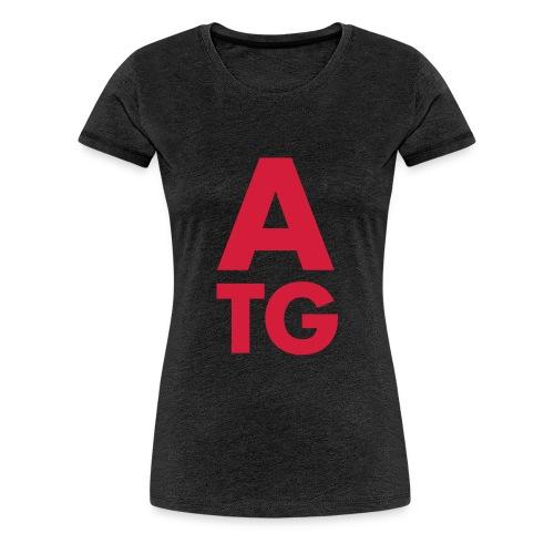 angrytableguys.com Icon - Frauen Premium T-Shirt