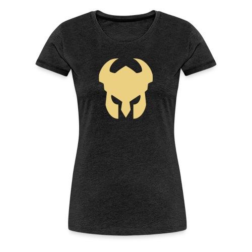 CFH Hjelm - Premium T-skjorte for kvinner