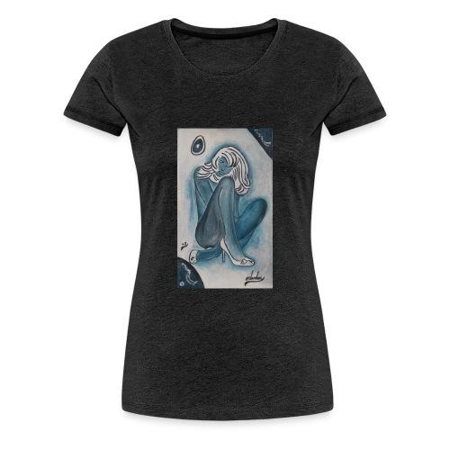 SalvatorO - T-shirt Premium Femme