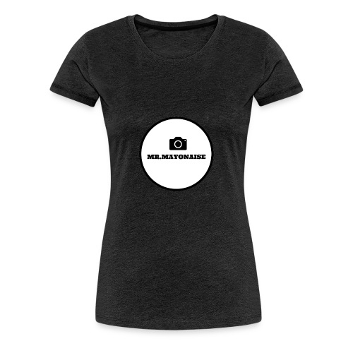 DE OFFICIELE MRM SHOP - Vrouwen Premium T-shirt