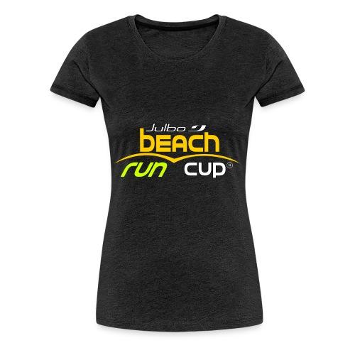 SPREADSHIRT_Atelier_Beach_run_v3_-1- - T-shirt Premium Femme