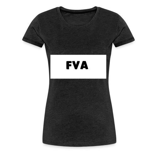 fvamerch - Women's Premium T-Shirt