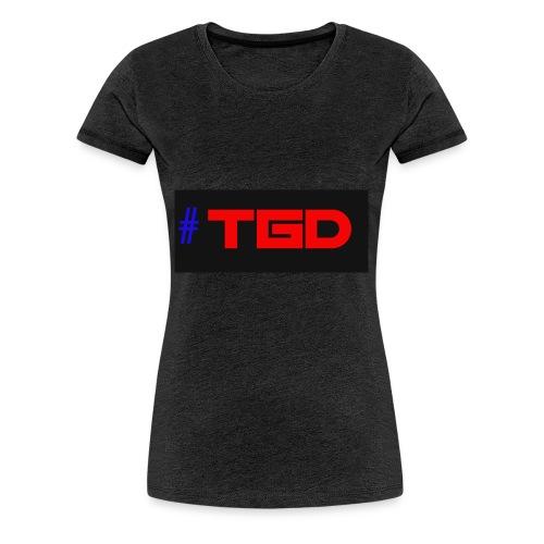 TGD LOGO - Women's Premium T-Shirt