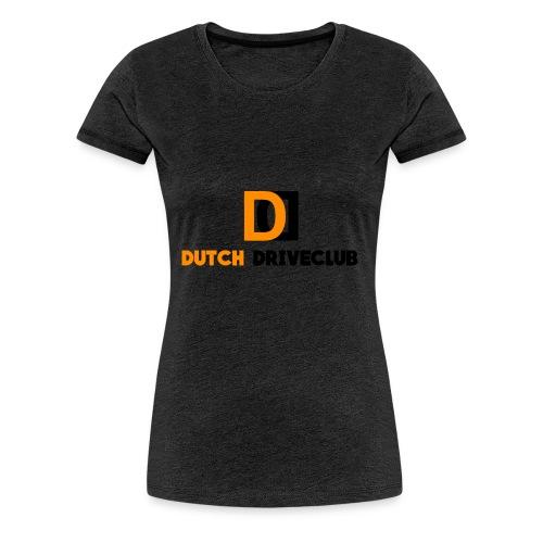 Dutch Driveclub logo - Vrouwen Premium T-shirt