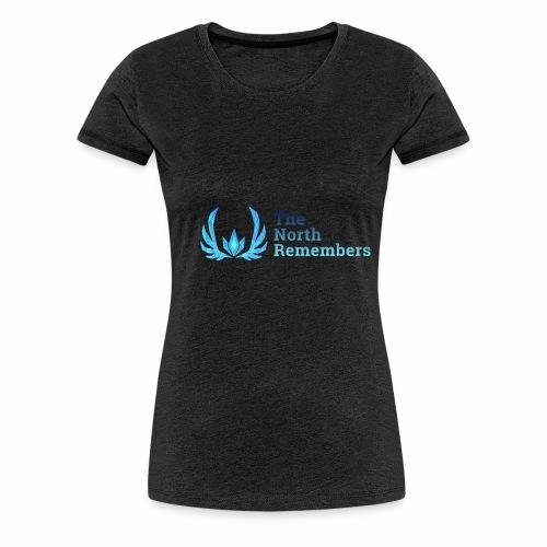 TNR Logo Small - Frauen Premium T-Shirt