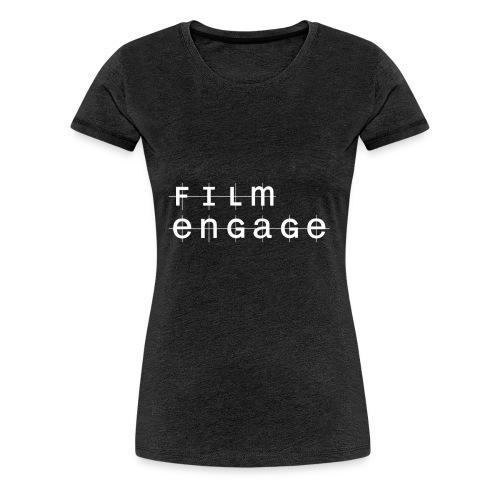 Diseño Logo - Pequeño - Camiseta premium mujer