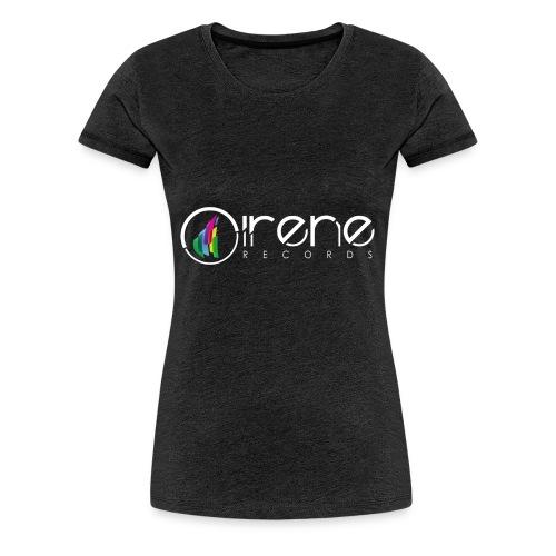 Irene records cup - Women's Premium T-Shirt