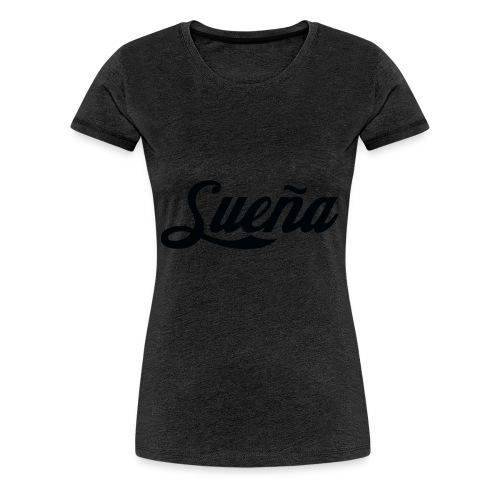 sue--a-png - Camiseta premium mujer