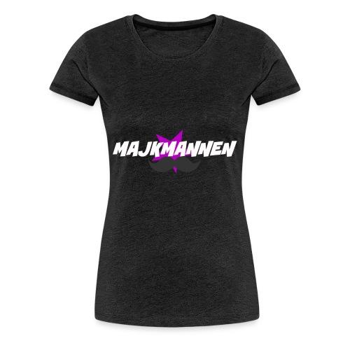 Majkmannen Keps - Premium-T-shirt dam