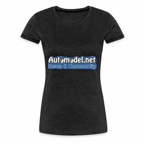 Automodel.net - Maglietta Premium da donna