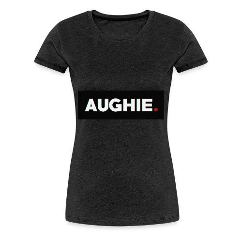 Aughie Design #1 - Women's Premium T-Shirt