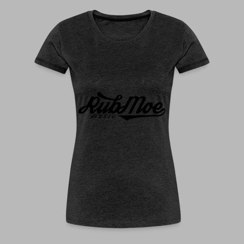 RubMoe - Premium T-skjorte for kvinner