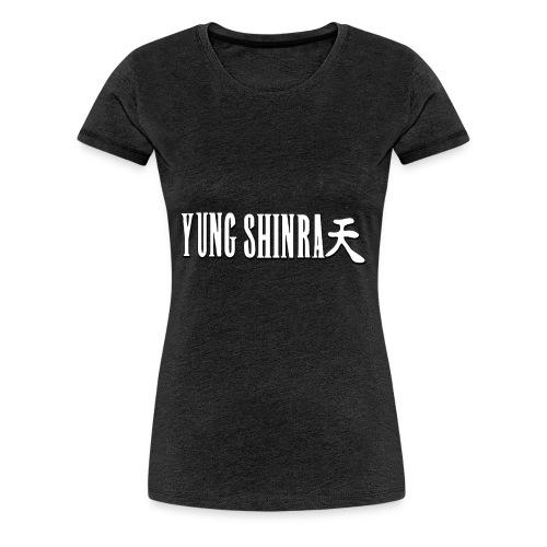 Yung Shinra Logo - Women's Premium T-Shirt