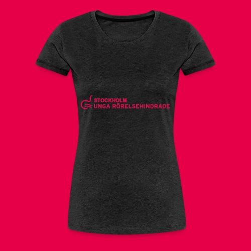 ungarh_STHLM - Premium-T-shirt dam