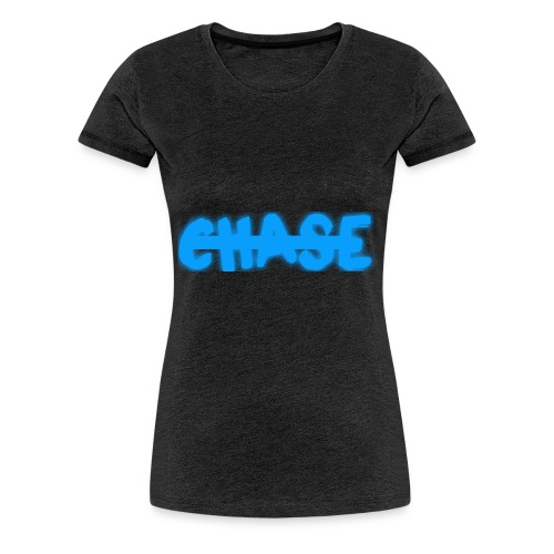 big_chase_bl - Women's Premium T-Shirt