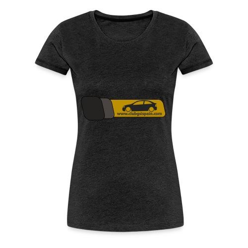 Astra G Opc Motorsport - Camiseta premium mujer