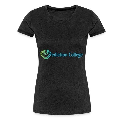 Mediation College Member - Vrouwen Premium T-shirt