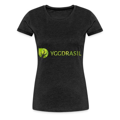 Yggdrasil Geocoder - Frauen Premium T-Shirt