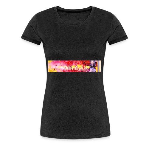 10 mondo - Maglietta Premium da donna