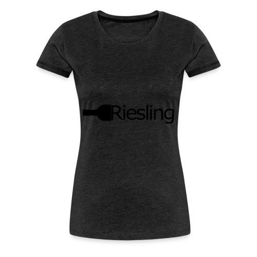 Riesling - Frauen Premium T-Shirt