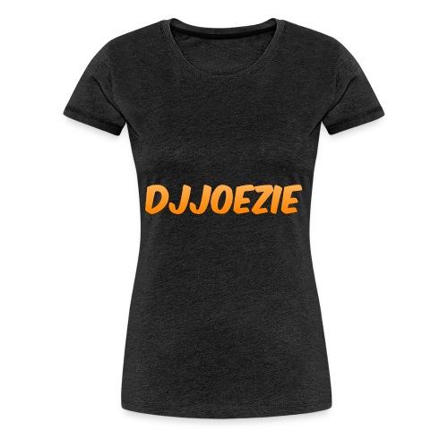 Djjoezie - Vrouwen Premium T-shirt