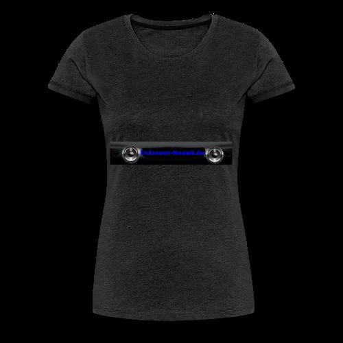 Banner US - Frauen Premium T-Shirt