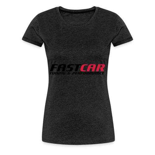 fastcar-eps - Premium-T-shirt dam