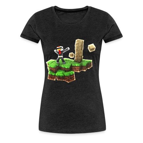 HenkDeKip Eiland - Vrouwen Premium T-shirt