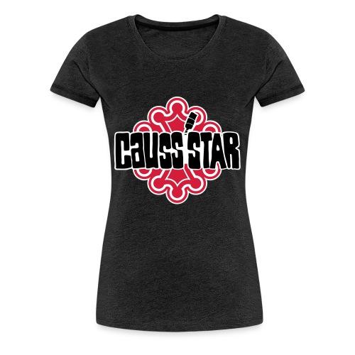 Causs'star - T-shirt Premium Femme
