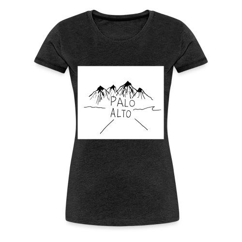 PALO ALTO California - Camiseta premium mujer