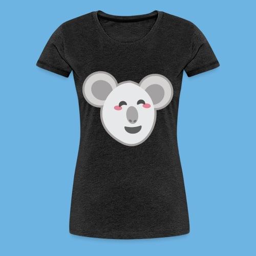 Kawaii Koala - Women's Premium T-Shirt