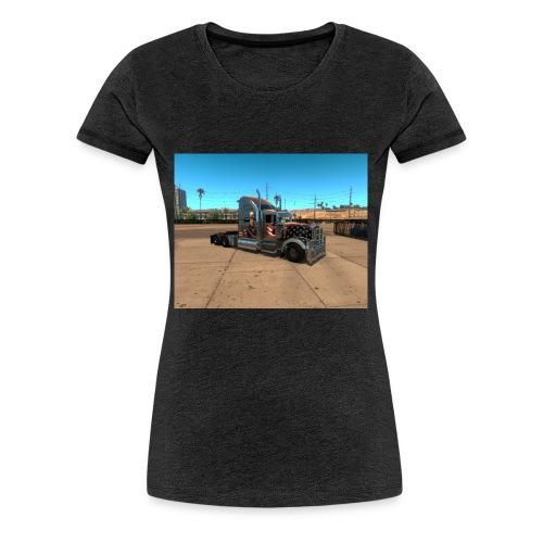 ats - T-shirt Premium Femme