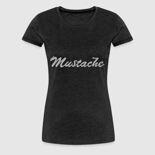 White Lettering - Women's Premium T-Shirt