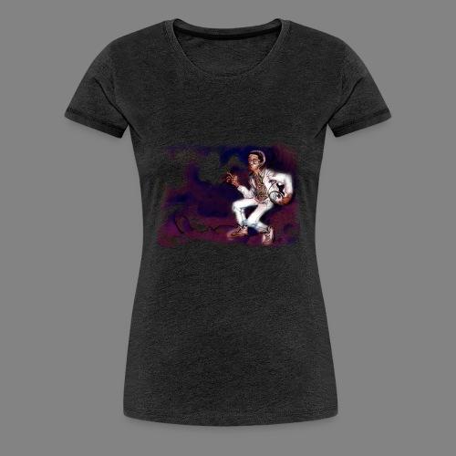 MOON KUSH - Women's Premium T-Shirt