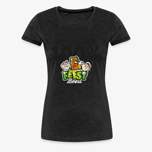 FeestBeesten - Vrouwen Premium T-shirt