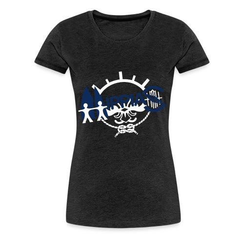 hippias logo - Vrouwen Premium T-shirt