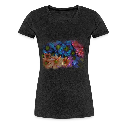 FaithMark-SpreadShirt-Colorful - Vrouwen Premium T-shirt