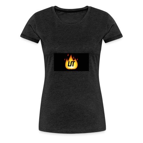 LIT - Premium-T-shirt dam